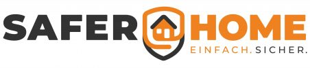 safer@home Logo